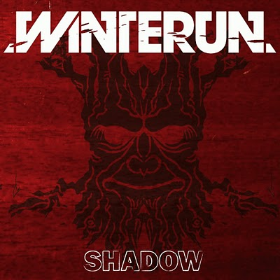 Cover art for Winterun's 2011 EP release